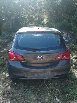 Bl A medida Juego Completo Fundas De Asiento Para Opel Corsa D 2006-2014