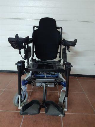 silla ruedas electrica invacare dragón