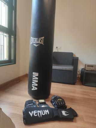 Pack boxeo , Kick Boxing , MMA