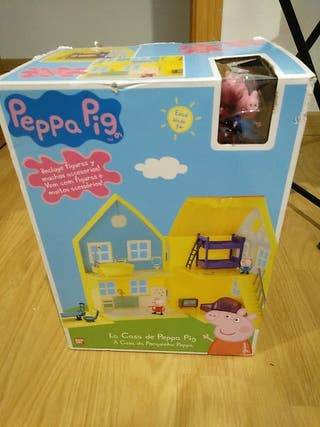 casa de pepa pig
