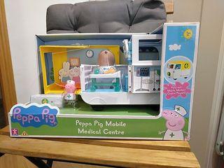 ambulancia pepa pig