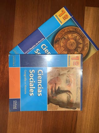Libros Ciencias Sociales 1 Secundaria