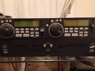 Equipo Dj Stanton c 502 CD y Mp3