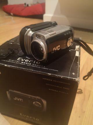 Video cámara JVC Everio Gz-MC200E