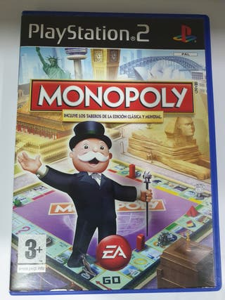 PS2 JUEGO MONOPOLY