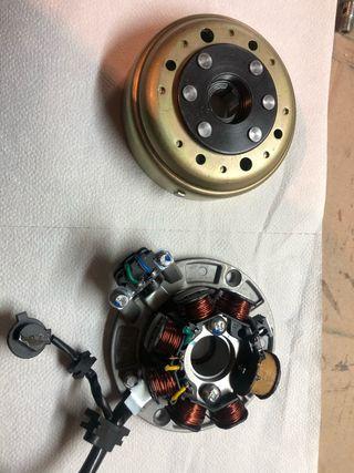 Encendido z190 pitbike
