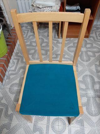 vete una silla muy cómoda 5 €