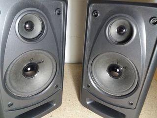 Altavoces de 2 vias con Bass Reflex