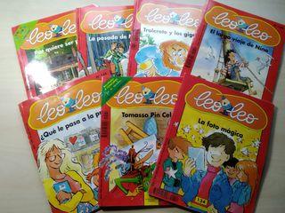 libros Leo leo