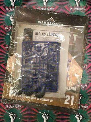 WARHAMMER CONQUEST 40000 #21 SPACE MARINE REIVERS