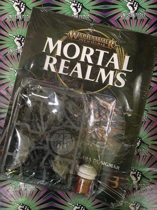 WARHAMMER MORTAL REALMS #03 Stormcast Eternals