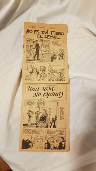 Novelas muy antigua sin cubierta