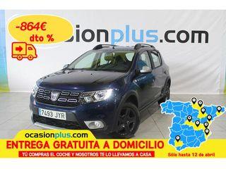 Dacia Sandero TCE 90 SL Trotamundos 66 kW (90 CV)