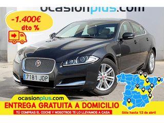 Jaguar XF 2.2 D Luxury 147kW (200CV)