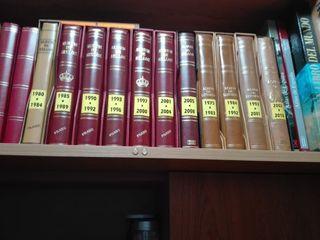 Filatelia- Colección sellos - Año 1980 al 2010