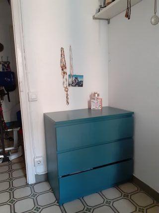 cómoda MALM IKEA edición limitada