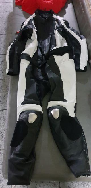 mono dos piezas para moto