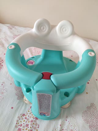 silla baño bebe