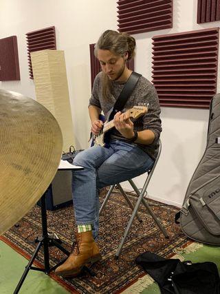 Clases Online de Guitarra acústica y eléctrica