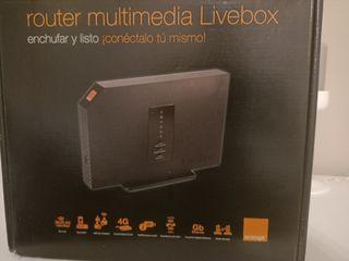 router Nuevo en caja sin utilizar