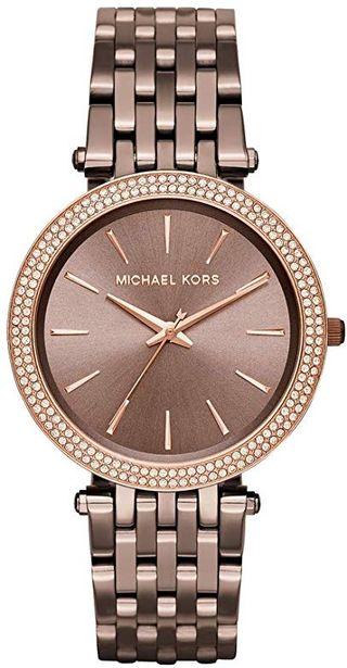 Michael Kors Reloj Analógico para Mujer de Cuarzo
