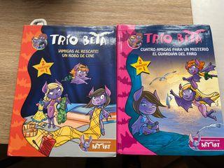 Libros Trío Beta (infantiles)