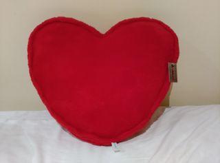 Corazón peluche TOTALMENTE NUEVO CON ETIQUETA