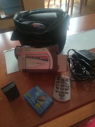 Video camara JVC GR-D50E
