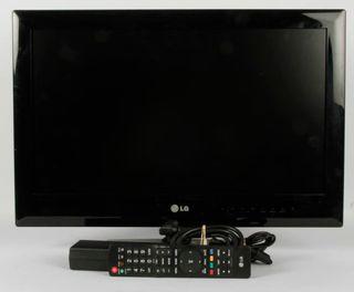 """TV y Monitor LG 22"""" pulgadas 22LE3320 ZA Completo"""