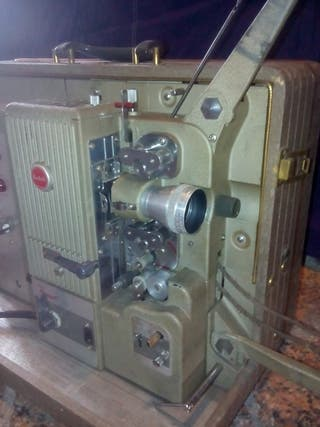 Proyector Kodak 8 milímetros