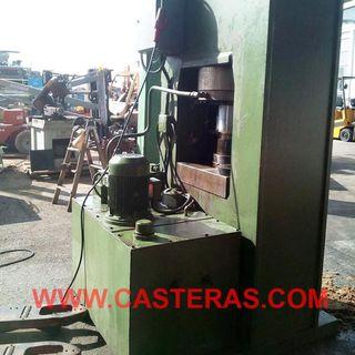 Prensa hidráulica, Presión total 300 Toneladas