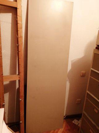 armario metálico con puerta 190x 180 ancho