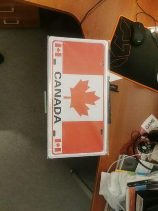 Matrícula Canada