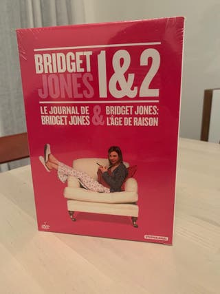 Bridget Jones 1 & 2 - DVD