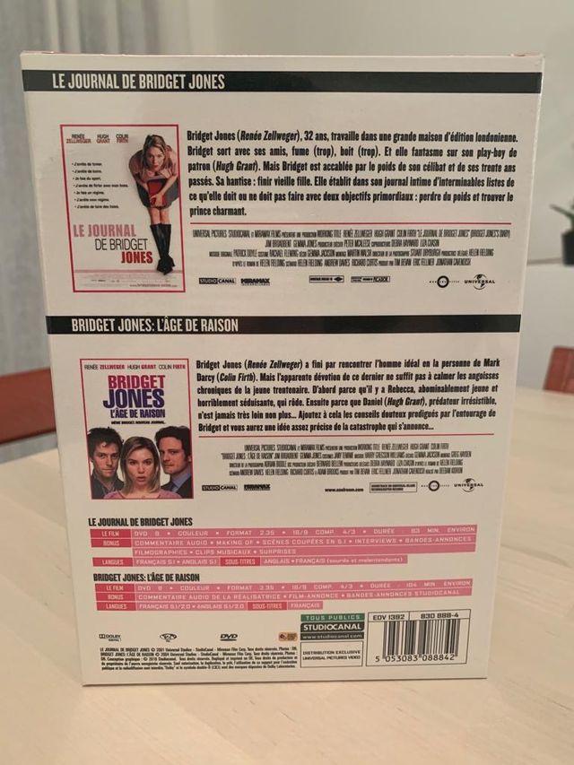 Bridget Jones 1 & 2 - DVD