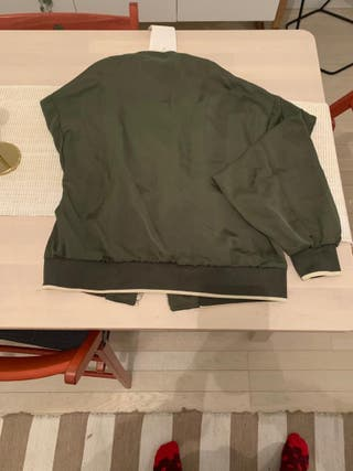 Bomber Jacket Vert