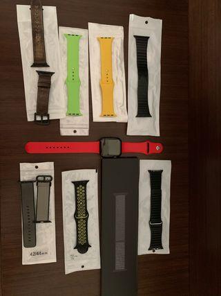 Apple Watch 4 44 mm nike gps
