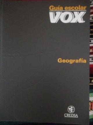vox geografía