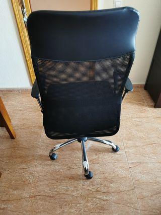 sillón de estudio