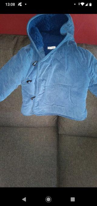 ropa bebé chaqueta 6_12meses