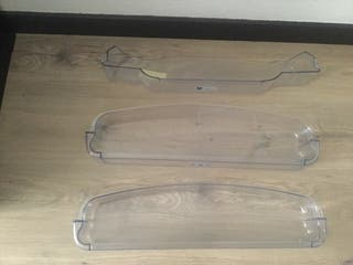 Estantes/Balcones Frigo puerta Whirlpool 70 cm.