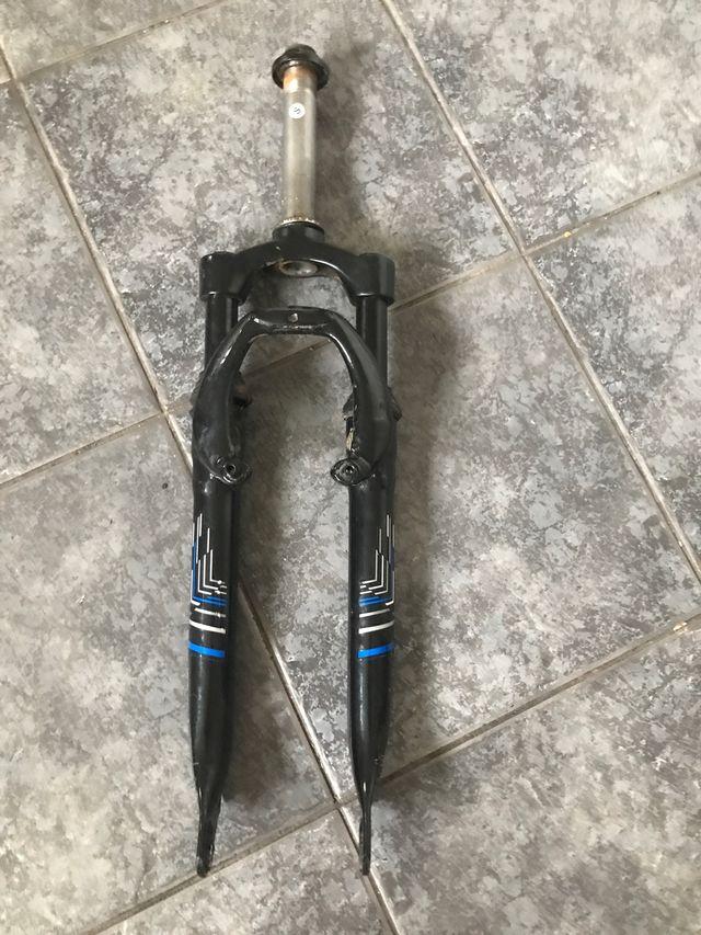 Apollo suspension fork