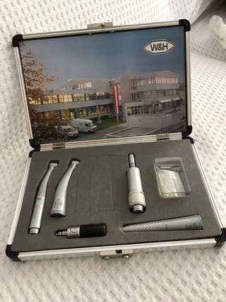 Kit Rotatorio Uso Dental W&H