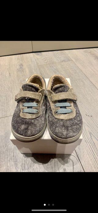 Zapatos niño Tous 25 velcro
