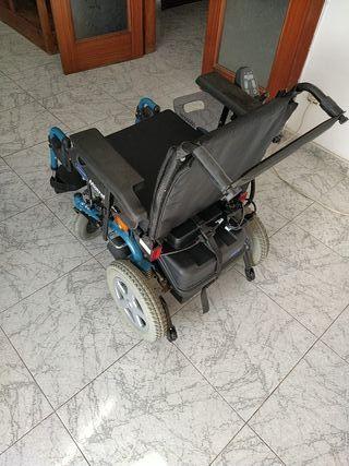 silla de ruedas eletrica