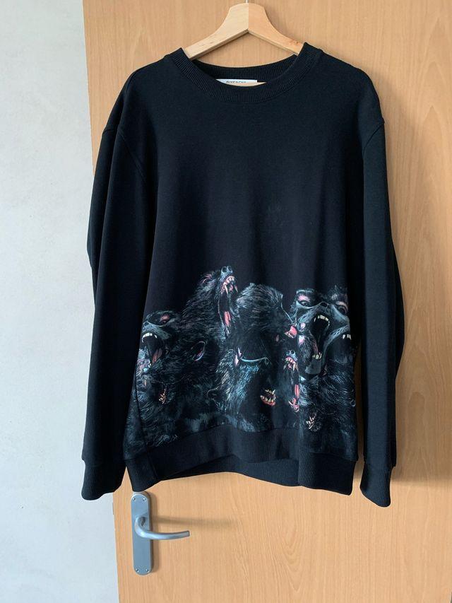 Givenchy monkey print sweatshirt