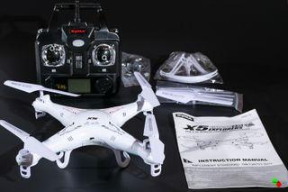 Dron SYMA X5 Cyroscope Explorers 2.4 Nuevo