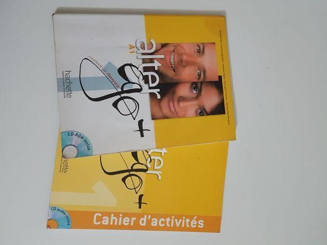Libro de francés A1 libro de ejercicios.