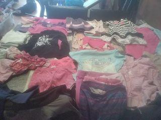 lote ropa niña, 3-5 años