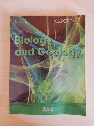 Libro biology and geology de tercero de la eso